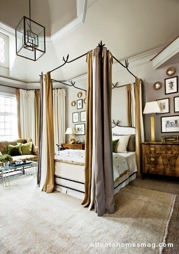 Fabulous bedroom!