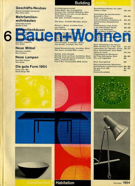 Bauen+Wohnen: Volume 03, Issue 06