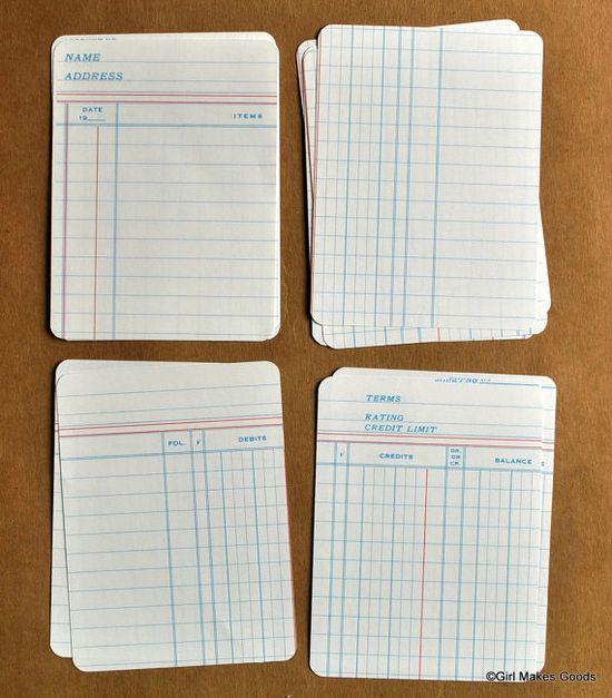 Vintage Journal Cards 3 x 4   #StudioCalicoPinToWin