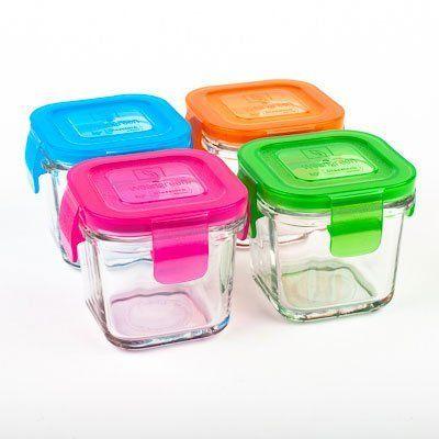 Wean Green Wean Cubes 4oz/120ml