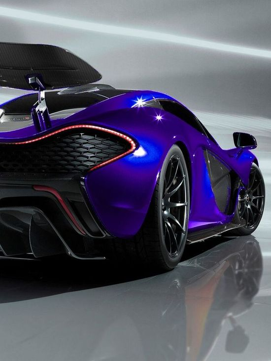 The Phenomenal McLaren P1!