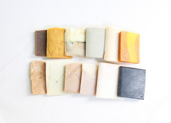 lovely handmade soap.