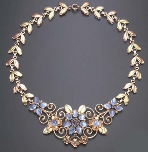 Necklace, Tiffany & Co., 1950s