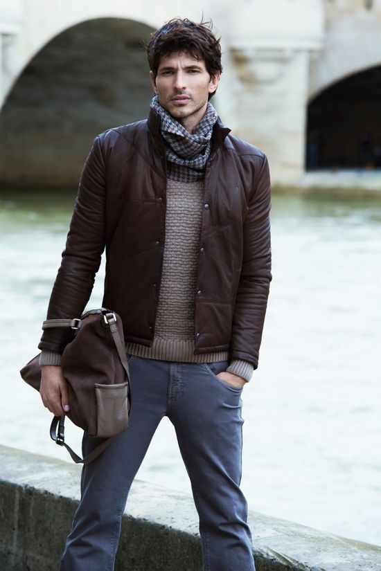 Andres Velencoso Segura for NetWork Fall/Winter 2013 Campaign. Fresh men's fashion daily... follow pinterest.com/...