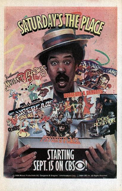 CBS 80s Programming