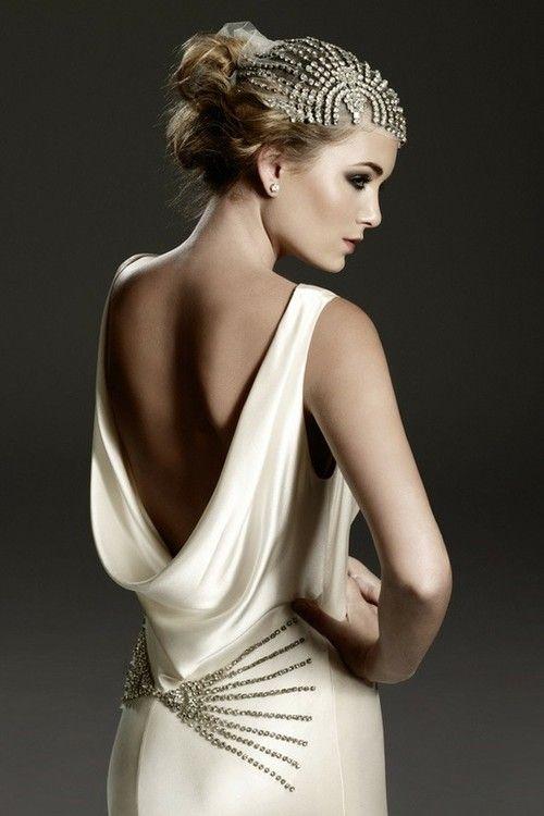 backless wedding dress  www.brayola.com