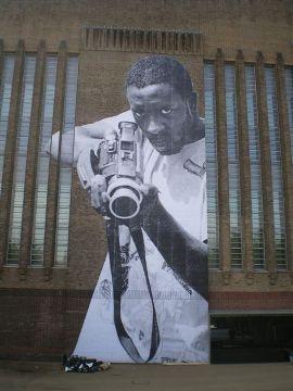Tate Modern, Street Art