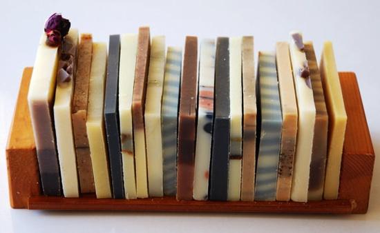 lovely soap scraps