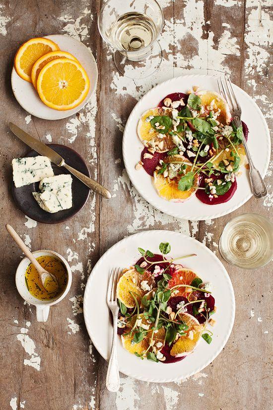 {?} Summer salads
