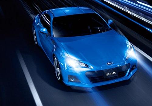 The Blue Prince, 2013 Subaru BRZ