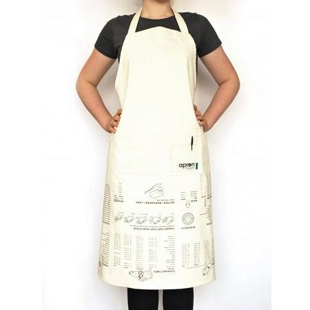 ++ Cooking Guide Apron we should make the kids wear these!