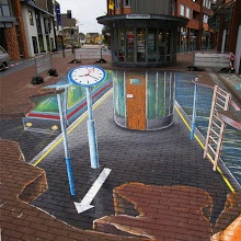 3D Amazing Street Art