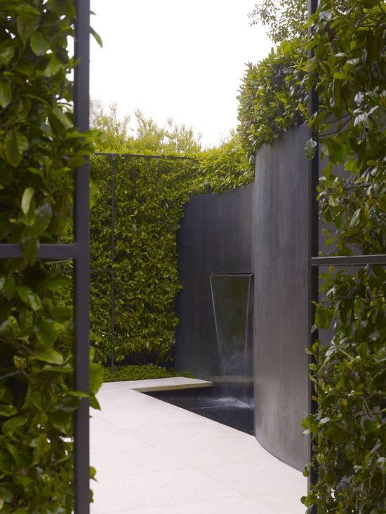 Modern Garden Design By Lutsko Associates 4