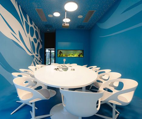 Microsoft Headquarters in Vienna by Innocad