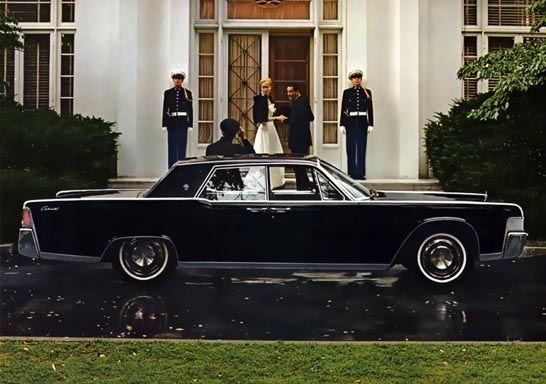 LINCOLN CONTINENTAL (1961-1967)