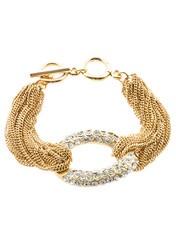 Mia Crystal Embellished Bracelet - Gasp!!