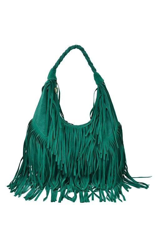 Fringe Fringe Handbag