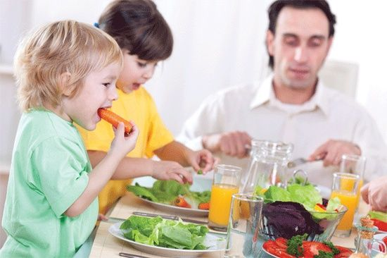 Top 10 tips for making mealtimes fun for kids - such as a picnic, letting the kids help pick and prepare the