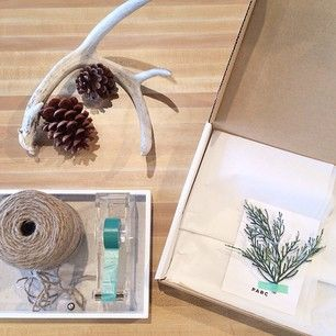 Parc Boutique Holiday Gift Wrapping