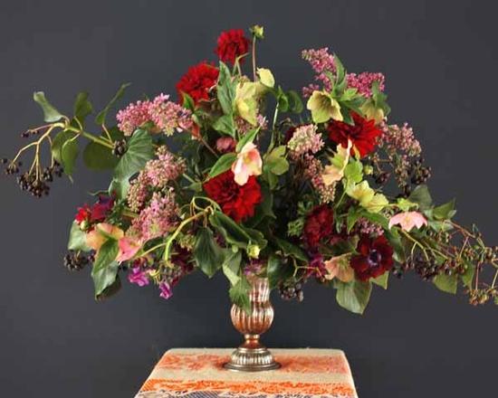 3 Wine-Inspired Flower Arrangements for Spring