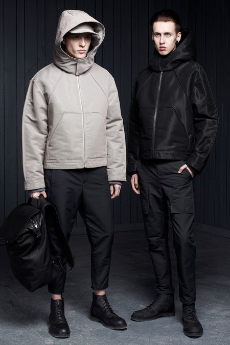 Alexander Wang 2013 Fall Lookbook