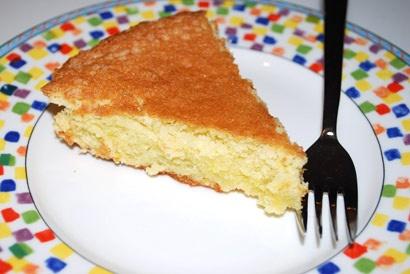 almond cake...