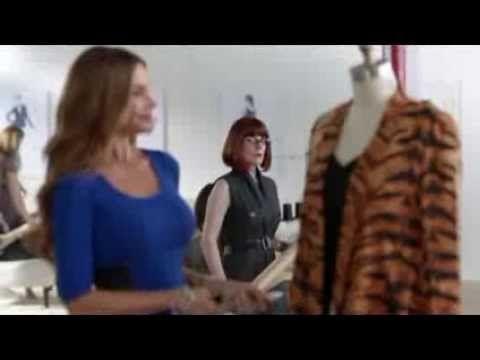 Sofia Vergara KMart Fall 2013 Commercial Ads