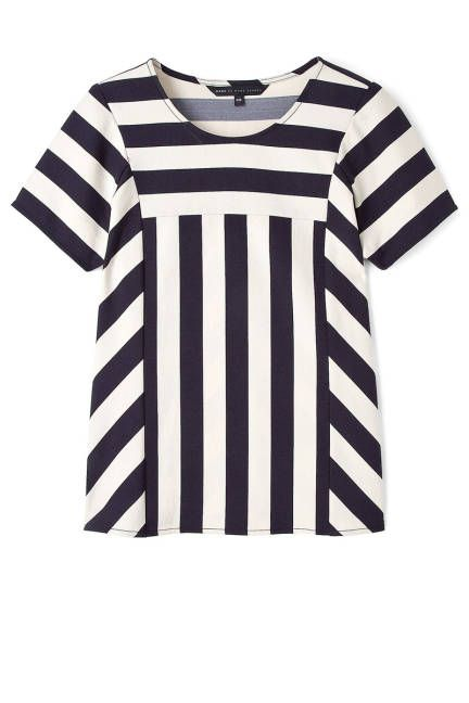 Marc by Marc Jacobs Scooter Stripe T-Shirt