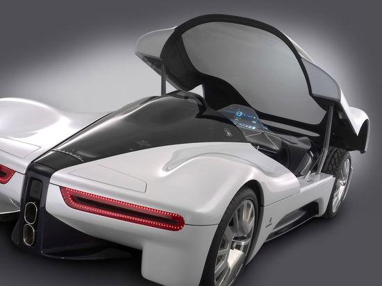 Pininfarina Maserati Birdcage