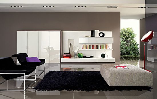 modern living room design Choosing Living Room Design