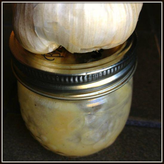 Roasting Garlic in 3 Easy Steps + Roasted Garlic Vinaigrette