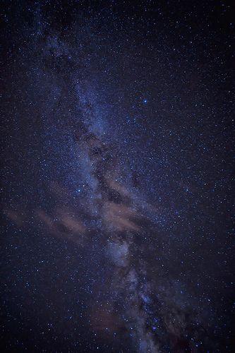 Milky Way from Hawaii