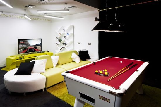 Google's London Offices #google #office #workplace