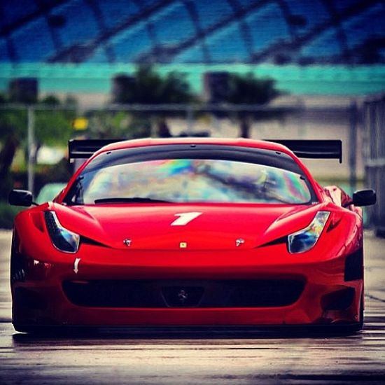 'The One' Beautiful Ferrari 458 Italia