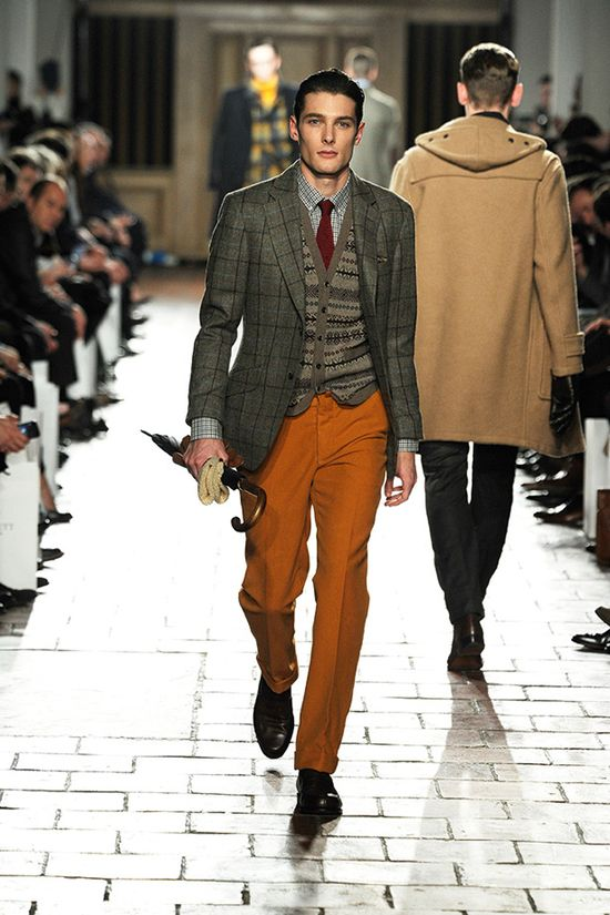 Hackett London Fall Winter 2013 Collection - Fall 2013 Fashion Week for Men - Esquire