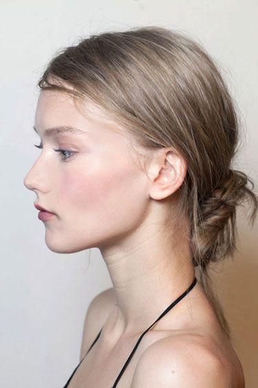 Summer Hair Trend: Undone Updos, Marni
