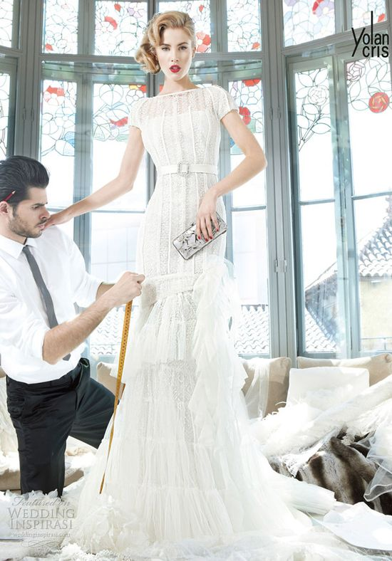yolan cris couture bridal 2013 mindanao wedding dress