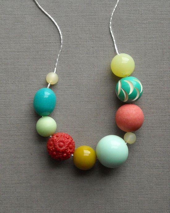 Cute etsy necklaces