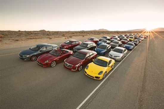 Which 2014 Car of the Year Contender Should Win? - Motor Trend WOT