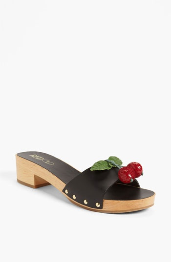 RED Valentino 'Cherry' Sandal available at #Nordstrom