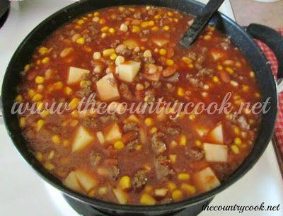 : Brunswick Stew