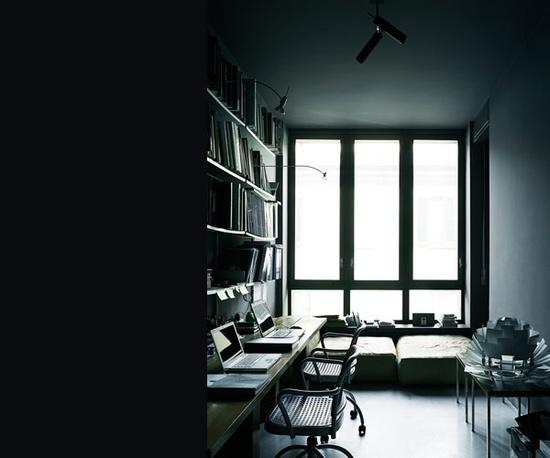 Tommaso Sartori modern interiors design