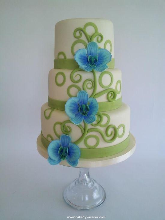 Wedding Cakes - Caketopia Cakes