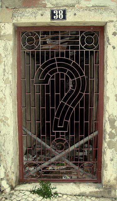 The ???? Door