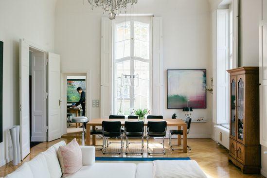 Freunde von Freunden — Uli Mayer-Johanssen — Entrepreneur, House & Agency, Charlottenburg, Berlin
