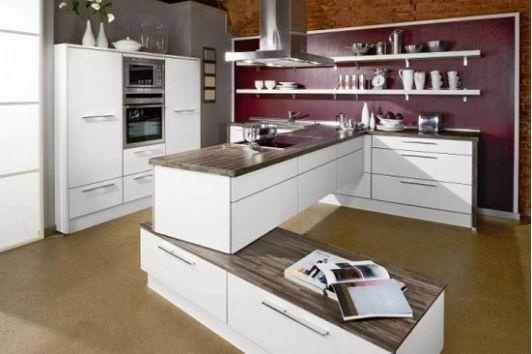 Kitchen Interior Design- Home and Garden Design
