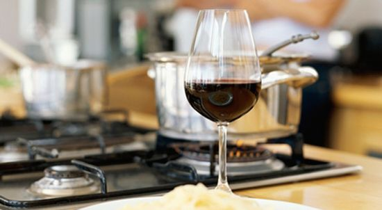 HOW TO: Cook with wine