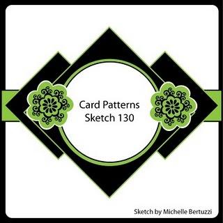 Card Patterns Sketch