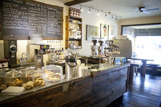 Beaches Coffee Shop