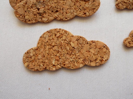 Loving Clouds 3 Sizes Scrapbook Embellishments Mini by RealDreams,   #StudioCalicoPinToWin